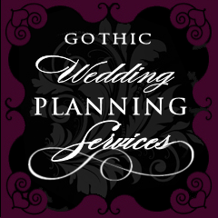 Gothic Wedding Planning Services