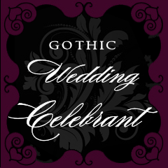 NZ Gothic Wedding Celebrant