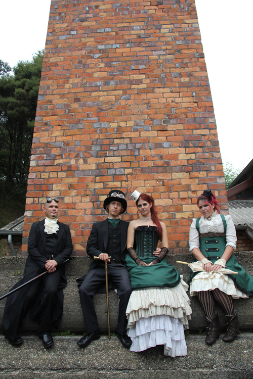 steampunk-wedding-pumphouse-chimney2